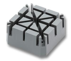 Onderlegger van harde kunststof voor metalen banden tot 2,2 tot 4,0 mm Bergeon