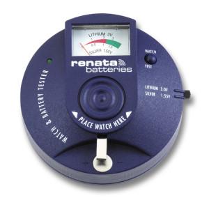 Batterij tester Renata