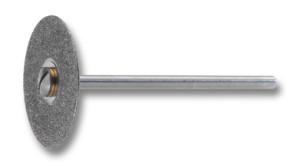 Wielvormfrees, compleet gediamanteerd, gemonteerd Ø 22 mm
