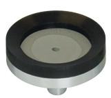 Zuigstempel (boven) Ø 40 mm voor behuizingopener met handwiel Bergeon