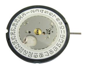 Horloge uurwerk Ronda 515, uurrad-H 1,75 SC, D3