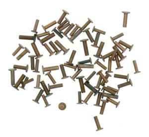 Zifferblattfüße aus Kupfer Bergeon Sortiment 100