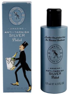 Mr Town Talk zilver polish