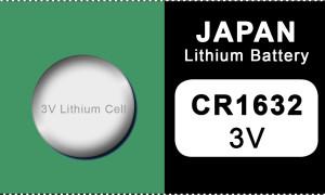3-V lithium batterijen