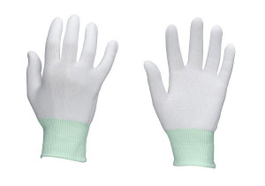 fijngebreide handschoenen Strong Hand, maat 6