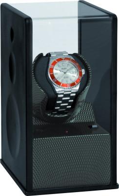 Satijn Carbon Expert Horlogebeweger