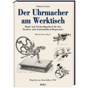 Boek: Der Uhrmacher am Werktisch