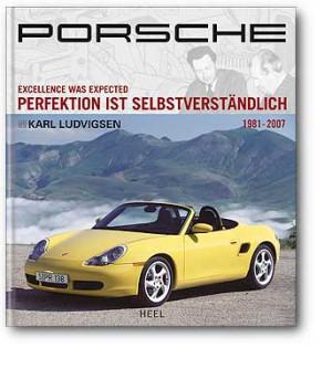 Boek Porsche 1981-2007
