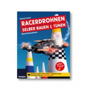 Racedrones zelf bouwen en afstellen