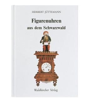 Boek 'Figurenuhren aus dem Schwarzwald'