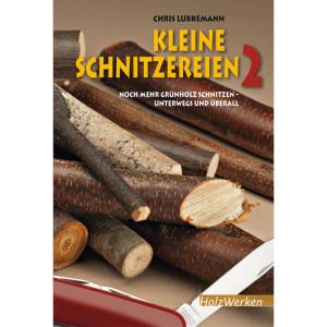 Buch Kleine Schnitzereien 2