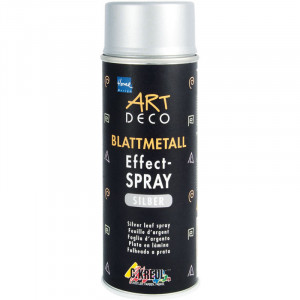 ART DECO bladmetaal effectspray