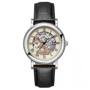 JEAN JACOT Men's wristwatch with manual winding
