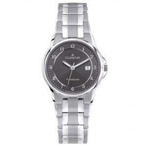 DUGENA titanium horloge, dames