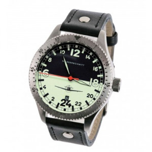 Messerschmitt Night & Day Quartz Watch
