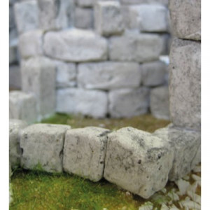 Vierkante bouwstenen