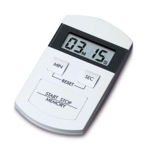 Elektronische timer met stopwatch