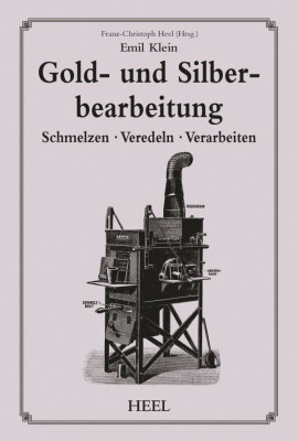 Book Gold and Silver Working, Emil Klein