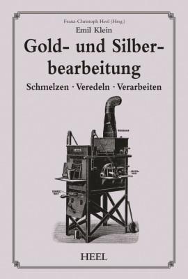 Boek Goud en Zilver bewerking, Emil Klein