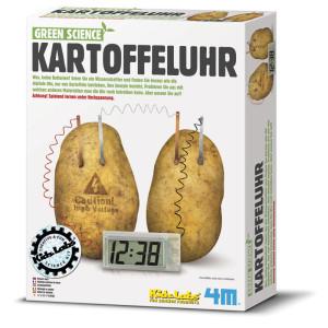'Aardappelklok' bouwpakket