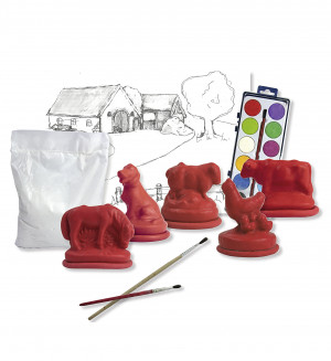 "Mould Kit ""Farm Animals I"""