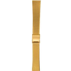 Zeer flexibele milanaise horlogebanden
