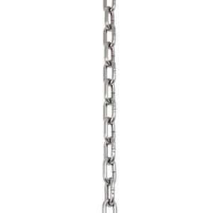 Klokketting staal L:3650 Ø 6,0mm