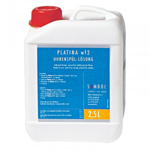 'Platina wf 2' naspoelvloeistof