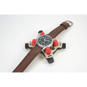 Kasthouder voor horloges en insteek-uurwerken
