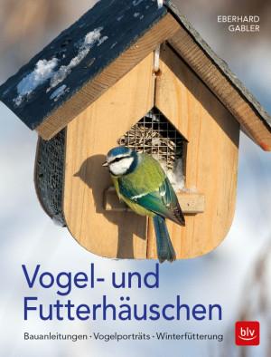 Buch Vogel- und Futterhäuschen