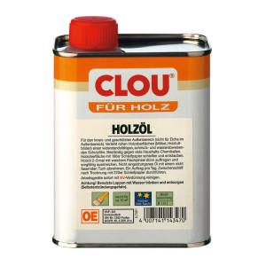 CLOU Houtolie kleurloos, 250ml