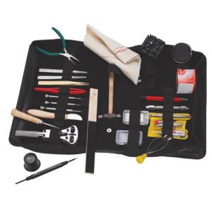 Professionele horlogemaker gereedschapset, 25 delig