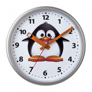"Wall Clock ""Penguin"""