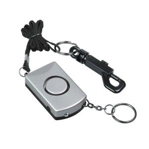 Pocket Alarm with LED light