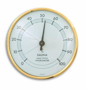 Sauna Hygrometer, Ø 102mm