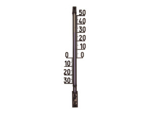 Buitenthermometer, 275 x 65mm