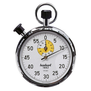 Hanhart mechanische stopwatch