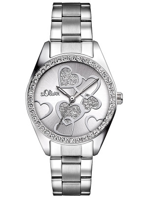s.Oliver Dames horloge SO-2857-MQ