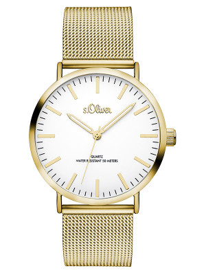 s.Oliver Dames horloge SO-3238-MQ