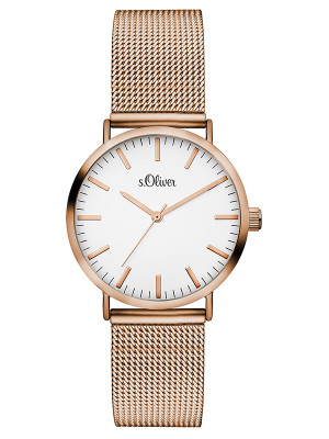 s.Oliver Dames horloge SO-3272-MQ