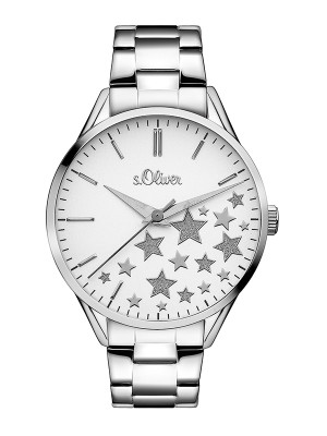 s.Oliver Dames horloge SO-3436-MQ