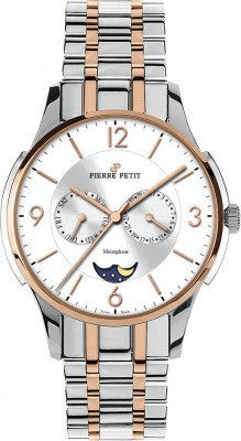 Pierre Petit Multifunctioneel horloge St.T ropez - Swiss Made
