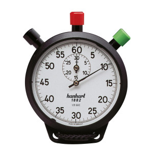 Stopwatch Amigo, 1/5 sec., mechanisch, 55mm