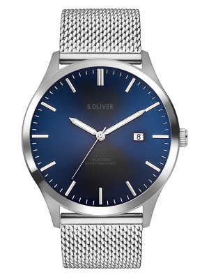 s.Oliver Heren horloge SO-3478-MQ