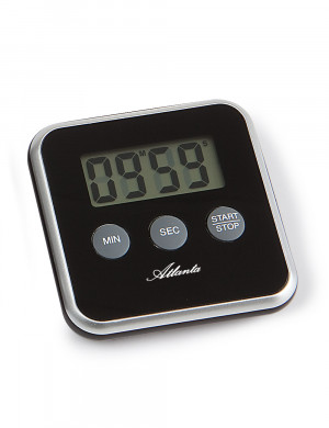 Atlanta 239/7 Timer magnetic insert black