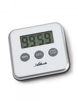 Atlanta 239/0 Timer magnetic insert white