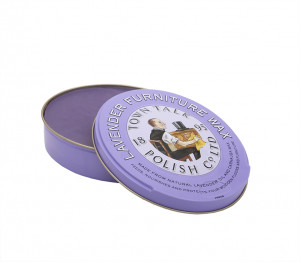 TOWN TALK Renowned Lavender Furniture Wax 150g