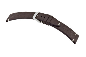 Lederband El Paso 18 mm mokka
