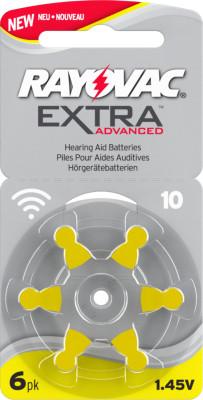 Rayovac 10  gehoorapparaat knoopcel