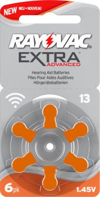 Rayovac 13  gehoorapparaat knoopcel